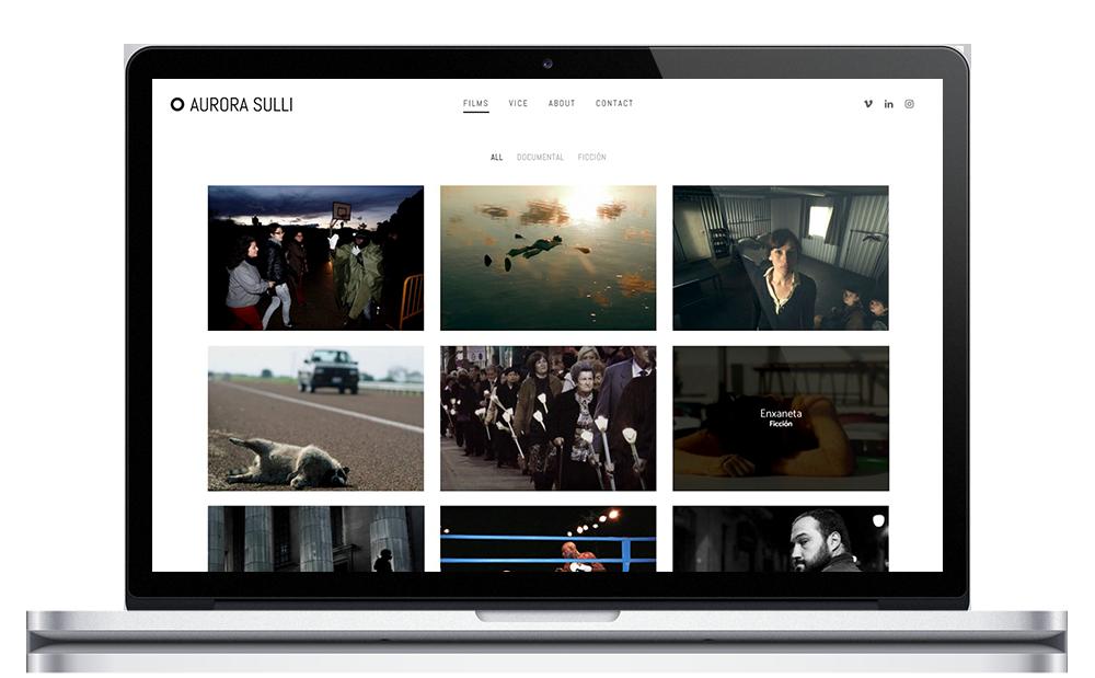 Aurora Sulli ★ Film Editor & Producer ★ Website