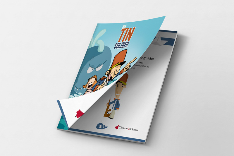 Theatre4Schools - Libro educativo