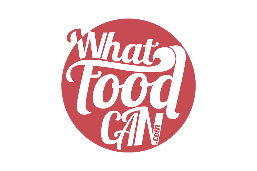 What Food Can - Diseño de Logo