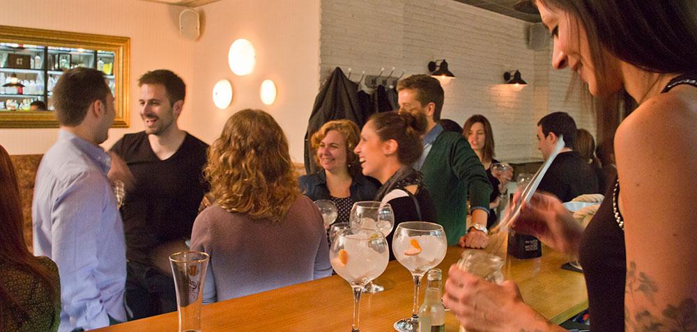 El 35 - Gin Club Zaragoza - Fotos
