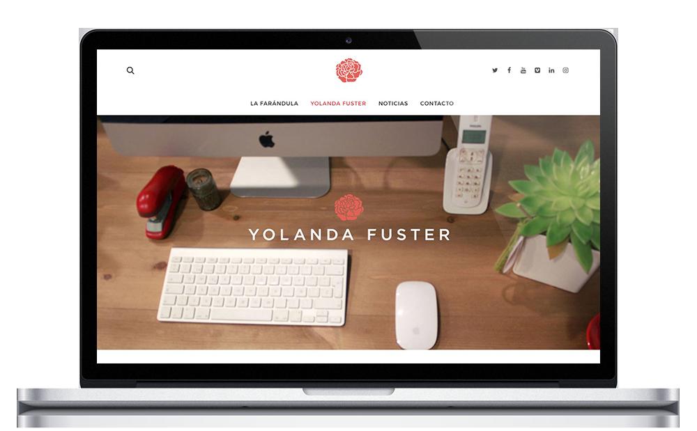 Yolanda Fuster ★ Agente de actores ★ Website