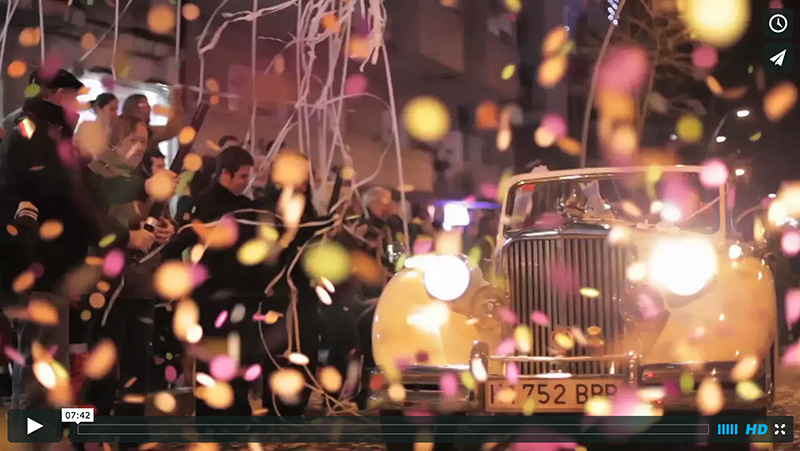 Cabalgata Reyes Horta 2015 - Vídeo