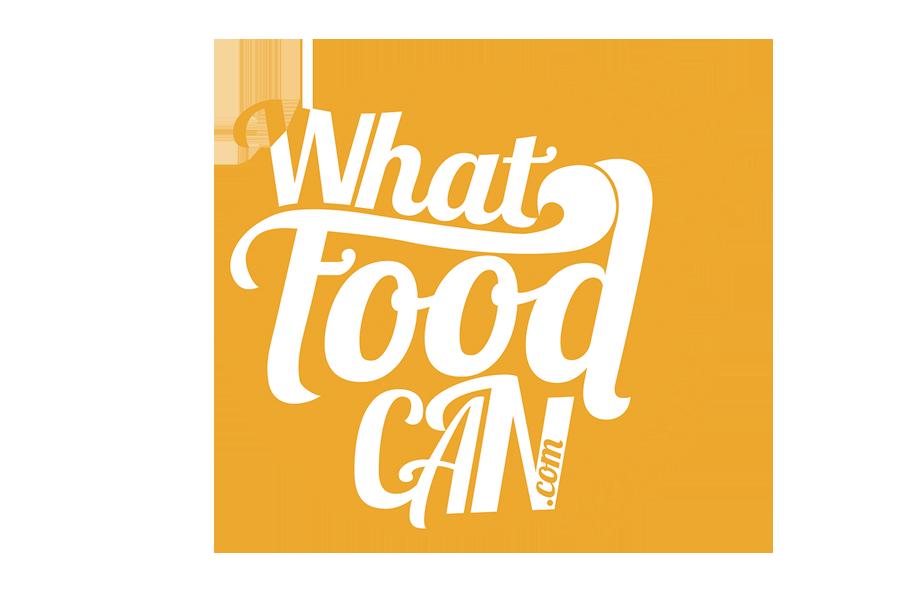 What Food Can Ayurveda - Diseño de Logo
