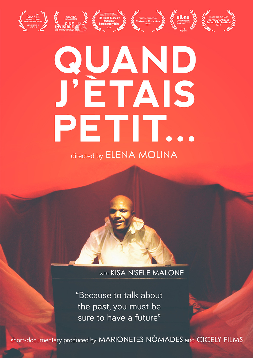Quand j'ètais petit... ★ Documental ★ Poster