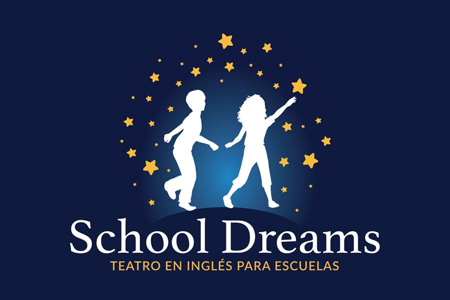 School Dreams ★ Teatro en inglés para escuelas ★ Logo