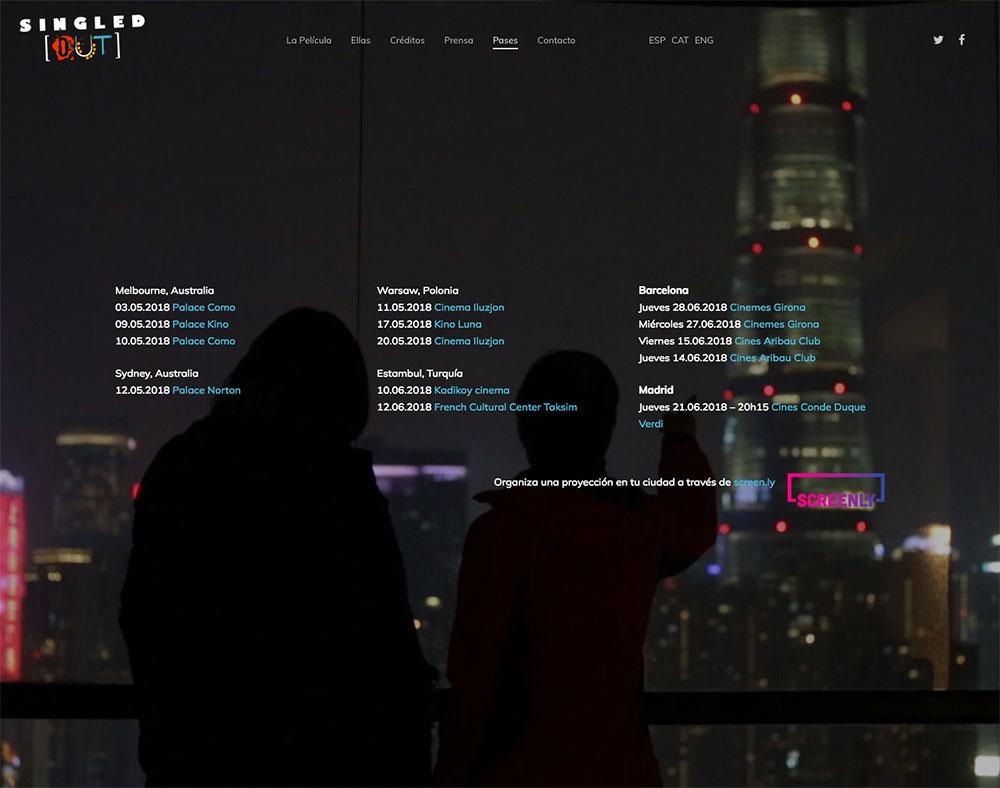 Singled [Out] ★ Documental ★ Website